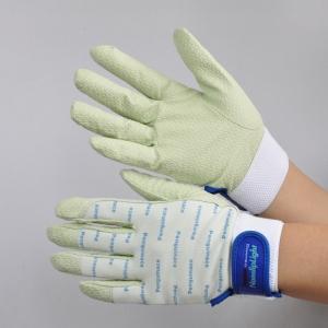 作業手袋 ノンスリップライトPパターン マジック ホワイト LL