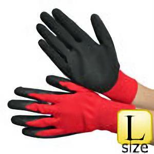 作業手袋 天然ゴム引き ノンスリップソフトX L