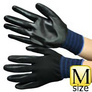 作業手袋 ニトリルゴム引き ワークハンター EVO M
