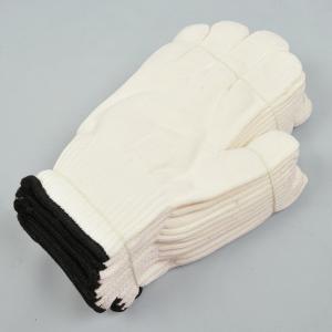 作業手袋 洗って使うECO軍手 10ゲージ #26L 6双組