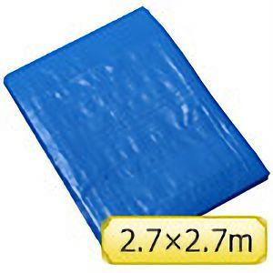 タフブルーシート #3000 2.7×2.7m