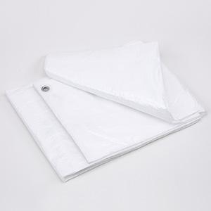 カラフルシート ホワイト 2.7×3.6M