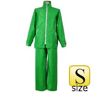 レインスーツ イージーレイン EZ−55 グリーン S
