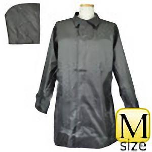 雨衣 #705 ヘリンボーンコート グレー M