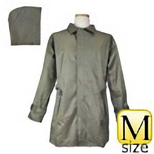 雨衣 #705 ヘリンボーンコート カーキ M