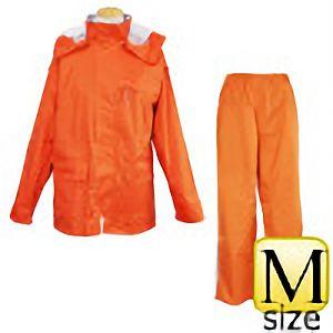 レインウェア ファンプラス FP−33 オレンジ M