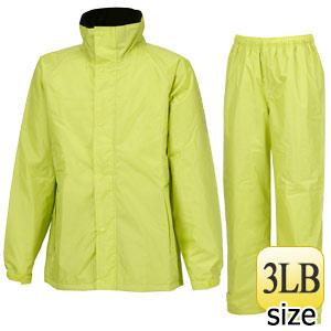 防水防寒レインスーツ M−17S ペパーミント 3LB