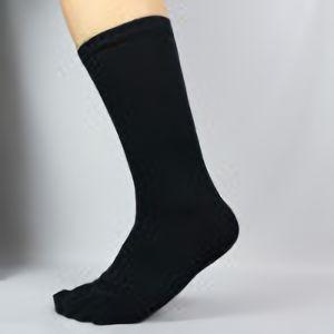 のびのび靴下 5本指 紺 FT−2113 4足組