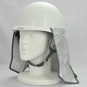 日よけヘルメットたれ くび影君 NK−AL
