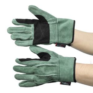 皮革手袋 床背縫い革手オイル加工 103AW−OIL
