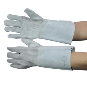 熔接用手袋 溶接ロング 床熔接5本指 50T