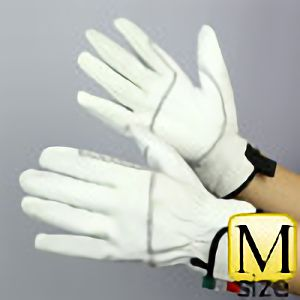 作業手袋 A級 豚クレ レンジャー TVC−302 白 M