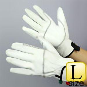 作業手袋 A級 豚クレ レンジャー TVC−302 白 L