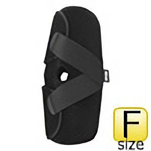 3Dクロスニーサポーター ひざ ハード CG−4201 ブラック F