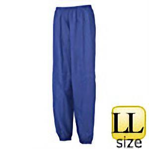 レインウェア ナイロン裾ゴムズボン #501 ブルー LL