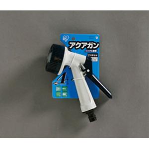 アイリスオーヤマ 散水パーツ アクアガン AG−400D グレー/ブルー