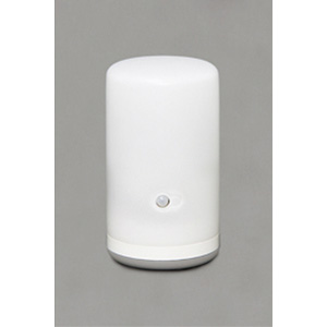 センサーライト 乾電池式LEDセンサーライト BSL-10L ホワイト