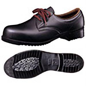 【在庫限り】 JIS規格 ゴム1層底 短靴 絶縁安全靴