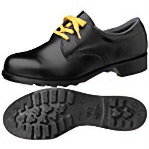 【在庫限り】 JIS規格 ゴム1層底 短靴 静電安全靴