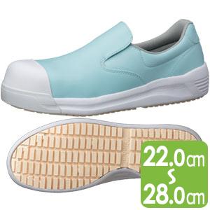 【在庫限り】 JSAA認定A種 トゥキャップ付き 耐滑 安全作業靴